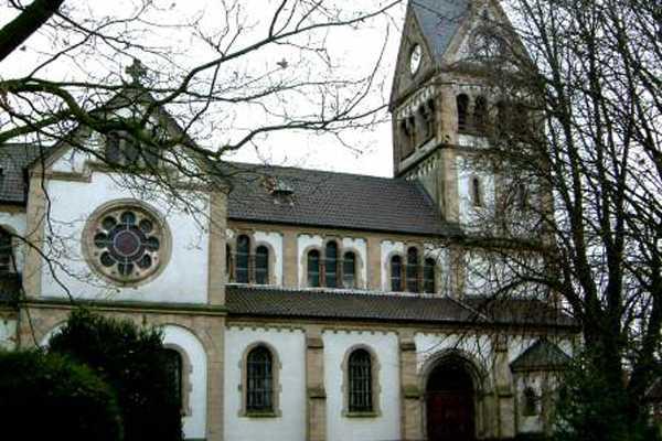Kirche Laffeld